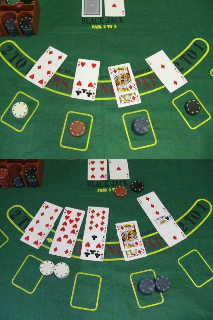 play blackjack for a living